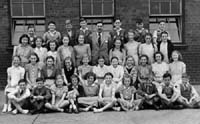 Old Photograph of Mortimer Comprehensive School