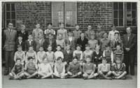 old Photographs of dean Road School